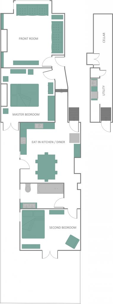 Floorplan – 42 Lessar Avenue